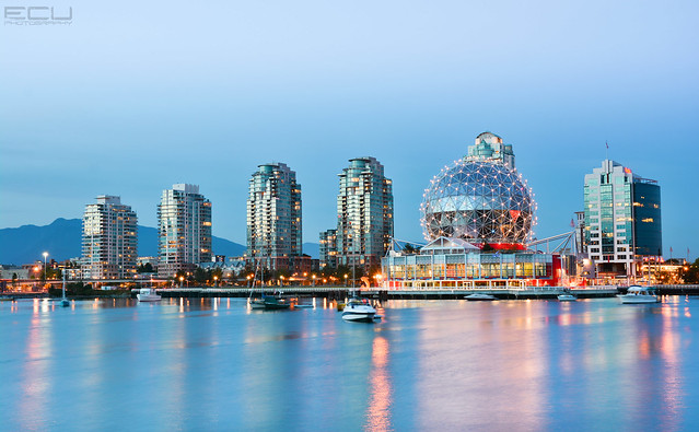 Science World - Vancouver BC