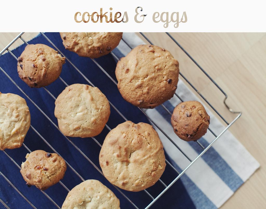 cookies & eggs