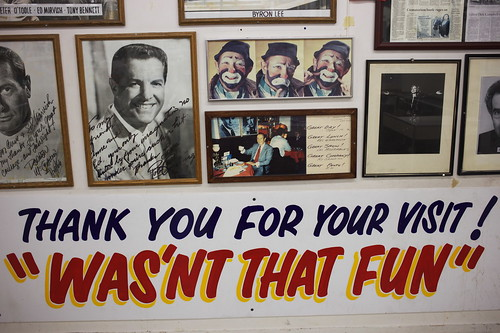 "Honest Ed's: ""Was'nt that fun"""