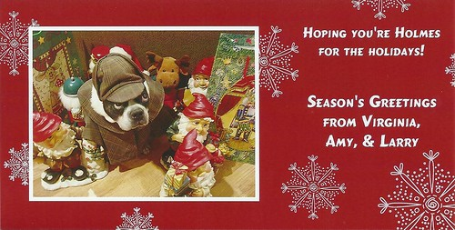 Virginia Holiday Card 2013