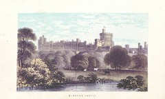 """British Library digitised image from page 8 of """"The Royal Windsor Guide, with a brief account of Eton ... New and enlarged edition"""""""