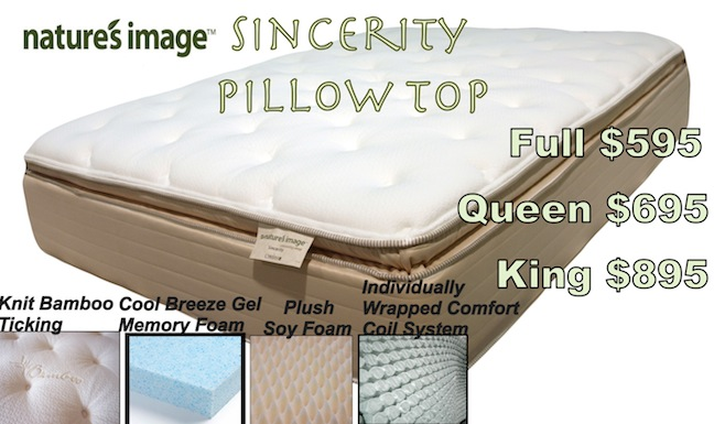 SincerityPillowtop
