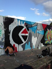 James Haunt - KTSO World Tour - Ethika Wall - Berlin, Germany