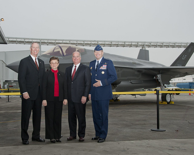 100th F-35 Ceremony