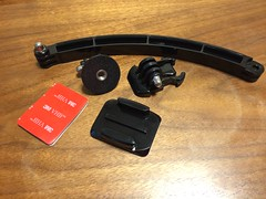 GoPro Mount Parts JMT 移動プロ