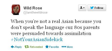 You're Not a Real Asian...