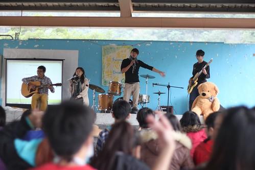 東華學生社團演出 地球公民提供