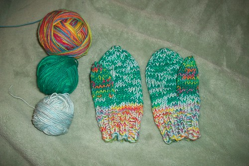 Mittens for El