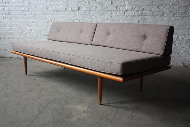 assured mid century modern daybed sofa u s a 1960s flickr photo sharing. Black Bedroom Furniture Sets. Home Design Ideas