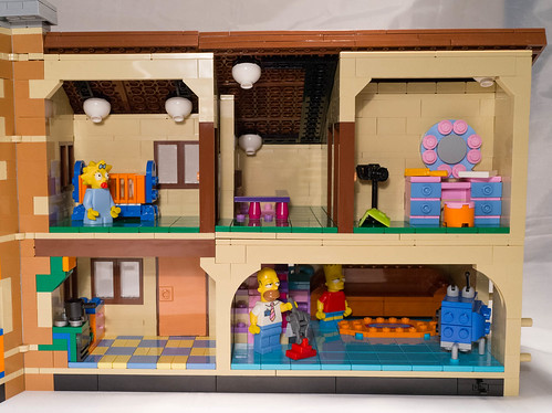 REVIEW LEGO 71006 The Simpsons