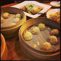 沒想到第一次的鼎泰豐在東京 初めて鼎泰豐食べたは東京にです!