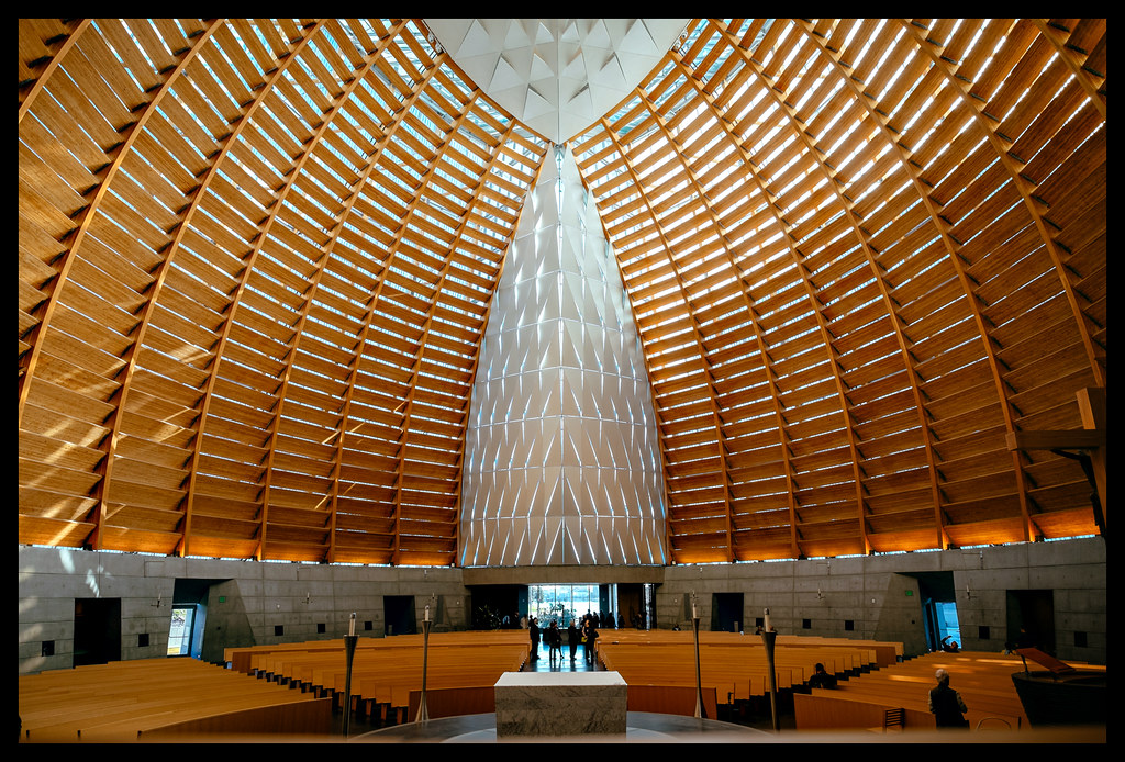 The Cathedral of Christ the Light - Oakland - 2014