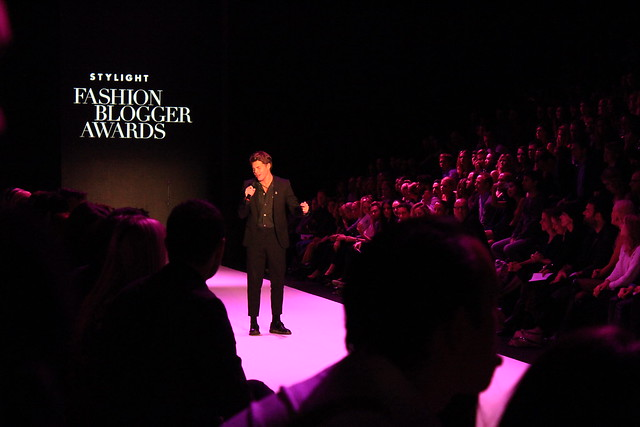 Andreas Wijk Stylight Fashion Blogger Awards Berlin Fashion Week lisforlois