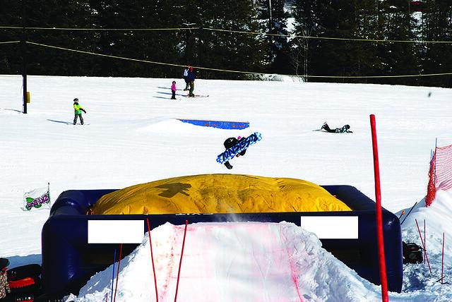 Ski Brule Acro-bag