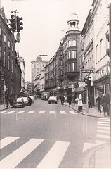 Købmagergade at Kronprinsensgade 1973