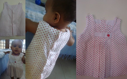 SEW - Polka Birthday Dress - H