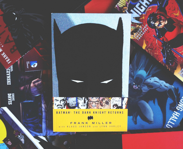 graphic novel blog uk lifestyle the finer things club the dark knight returns frank miller