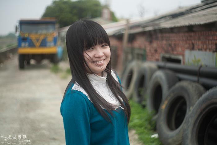 台南私藏景點--學甲寮平和里 X 蜀葵、小麥、羊群、老厝群 (50)