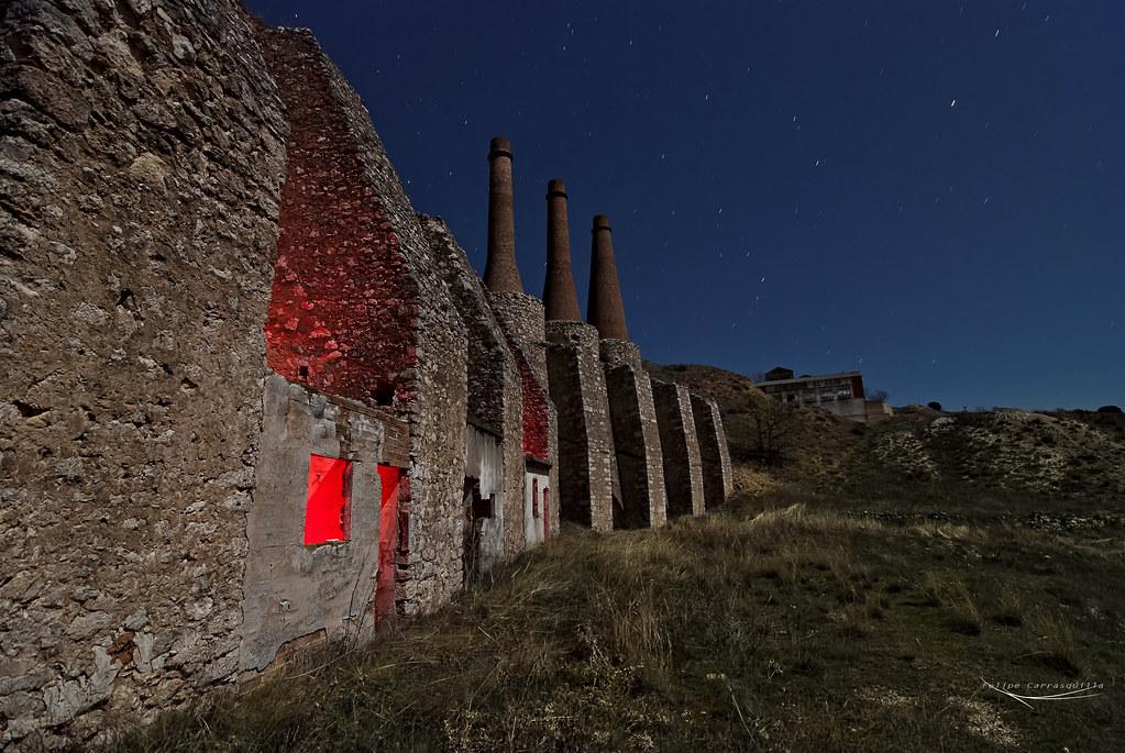 Localizaciones nocturnas parte ii lun ticos de la - Chimeneas en guadalajara ...