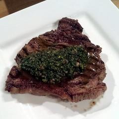 beef tenderloin(0.0), kobe beef(0.0), roast beef(0.0), steak(1.0), rib eye steak(1.0), sirloin steak(1.0), produce(1.0), food(1.0), dish(1.0), cuisine(1.0), venison(1.0), brisket(1.0),