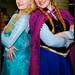 MegaCon 2014 - FROZEN - ELSA & ANNA