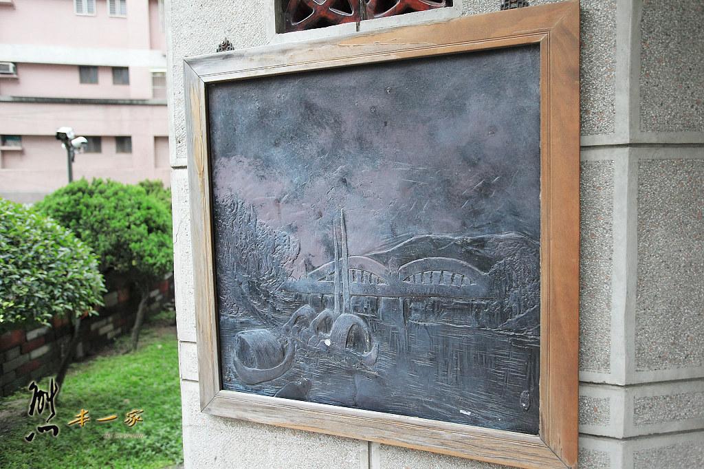 三峽祖師廟幕後推手 李梅樹紀念館~藝術殿堂景點