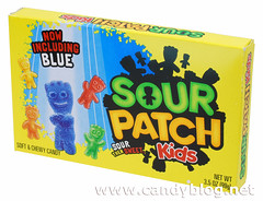 Sour Patch Kids - Now Including Blue