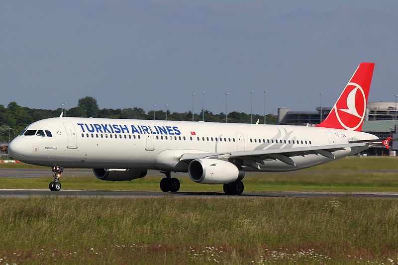 Turkish Airlines - A321 - TC-JSE
