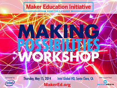 Making Possibilities Workshop Promo 4.02.14