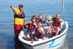 Jon boat fun