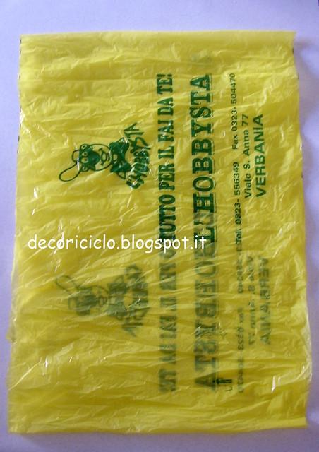 tutorial fettuccia da sacchetti di plastica 4