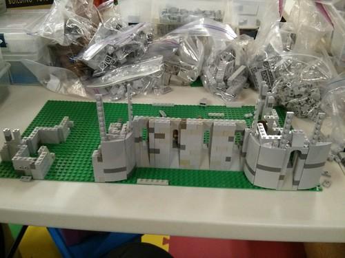 starting castle version 5..