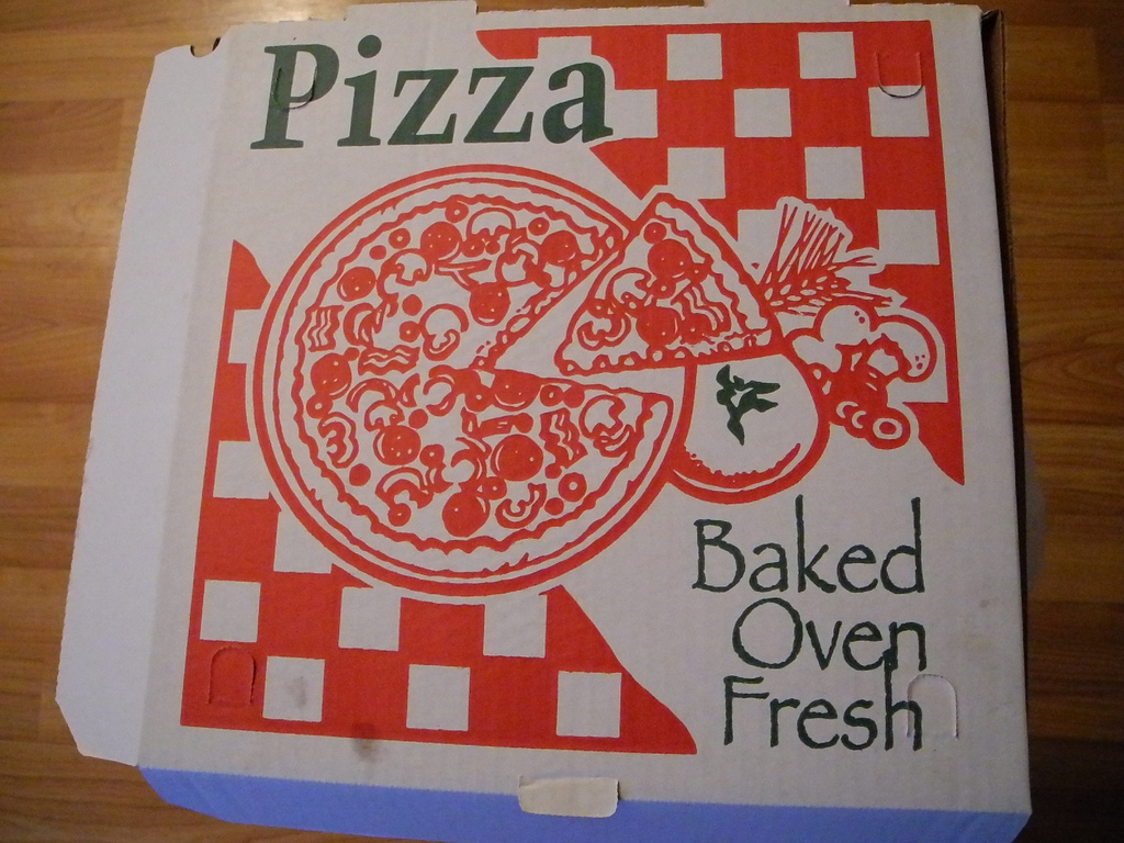 Anthology of Pizza Box Graphic Design | The Lower Crust