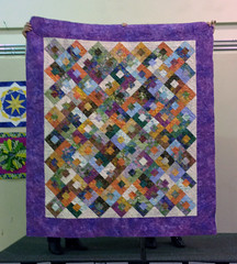 quilt  by Mary Fedoroff
