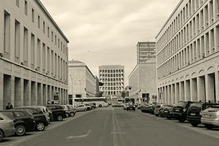 Rom EUR-Gelände