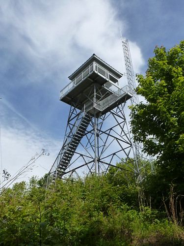 Pinnacle Fire Tower