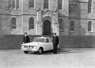 Inverness-shire Constabulary 1966