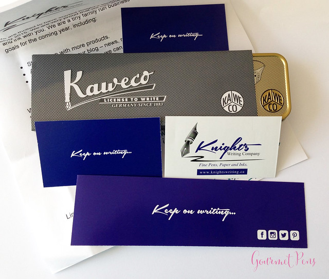 Review Kaweco Student Fountain Pen - Medium @KnightsWritingC (1)