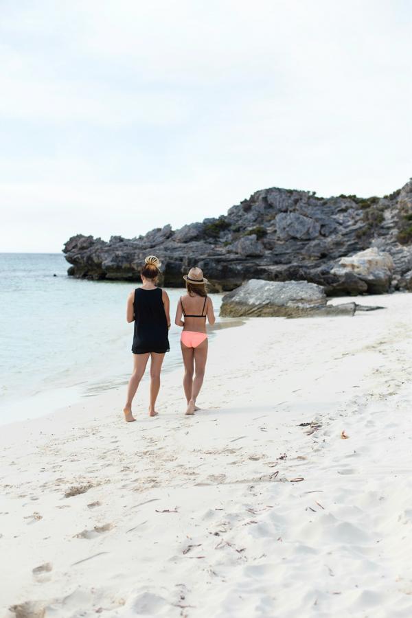 Wandering Rottnest Island