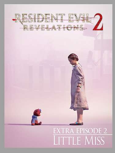 Resident Evil Revelations 2 on PS Vita: Extra Episode 2
