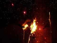 Wickerman Festival - The Burning