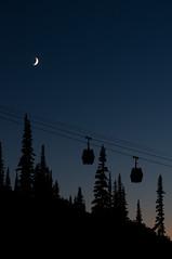 Gondolas, Whistler