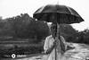 A man in rain... by Trekography