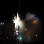 Sa, 25.07.15 - 21:21 - Castillo - Feuerwerk