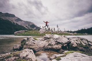 Elk Lake, Banff National Park