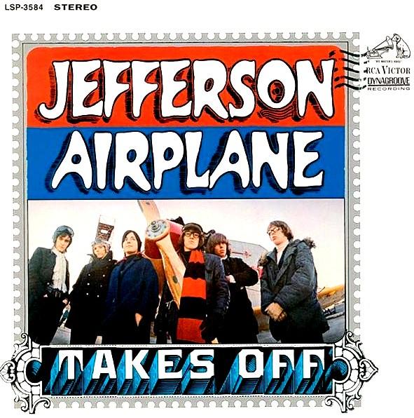 1 - Jefferson Airplane - Takes Off - US - 1966
