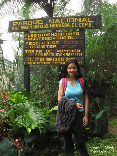 2012-02-12 Gira de Ecología Destino El Copé