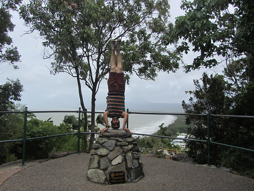 46. port douglas headstand