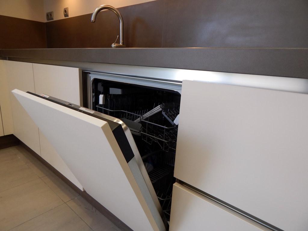 Muebles de cocina modelo hit con gola for Medidas de lavavajillas