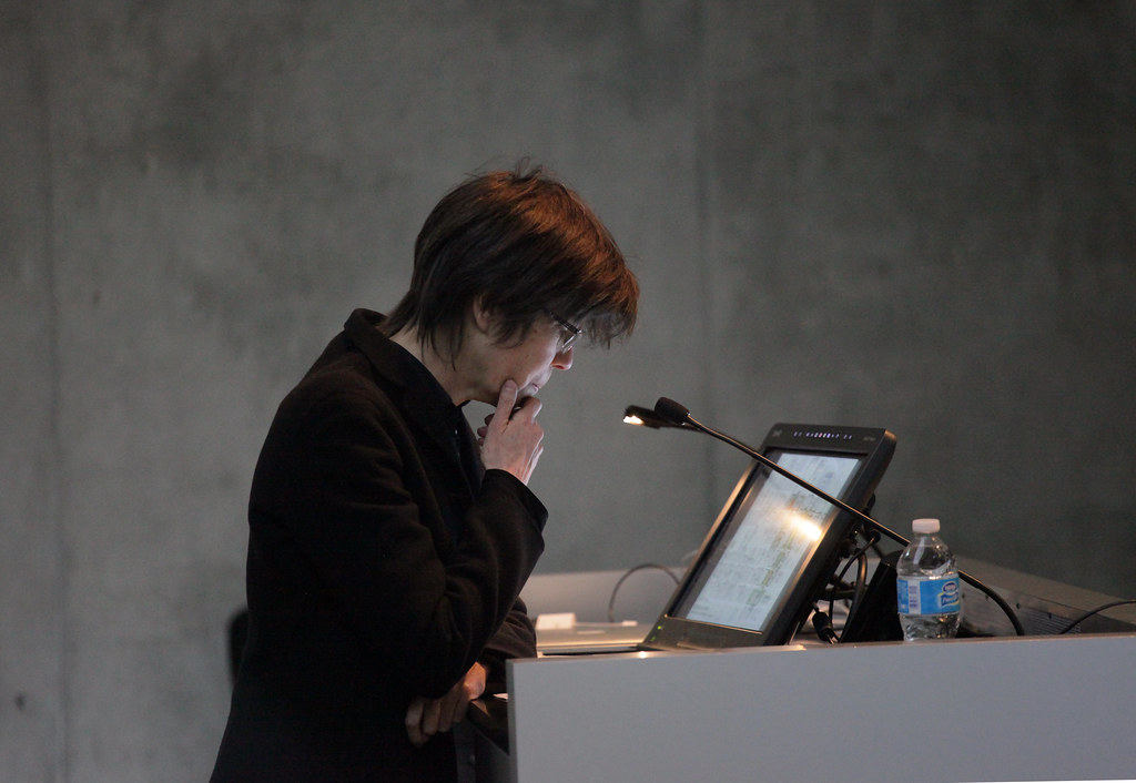 Symposium keynote speaker Liz Diller is a founding partner in the architecture firm Diller Scofidio + Renfro and a professor of design at Princeton's School of Architecture.